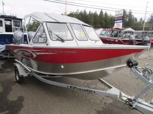New Hewescraft 160 Sportsman Aluminum Fishing Boat For Sale