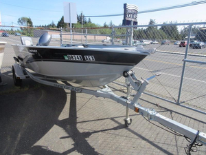 Used Smoker Craft 160 Pro Lodge Freshwater Fishing Boat For Sale