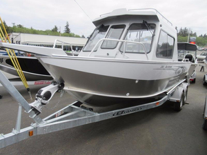 New Hewescraft 210 Sea Runner HT Aluminum Fishing Boat For Sale