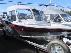 New Duckworth 20' Navigator Sport HT Aluminum Fishing Boat For Sale