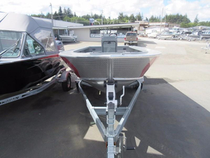 """New North River 21' x 84"""" Osprey Aluminum Fishing Boat For Sale"""