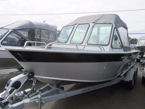 New Smokercraft 202 Phantom DLX Aluminum Fishing Boat For Sale
