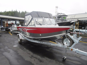 New Hewescraft 180 Sportsman Aluminum Fishing Boat For Sale