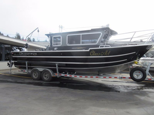 New Duckworth 28 Offshore Walkaround Fishing Boat For Sale