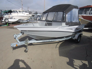 New Smokercraft 162 Pro Tracer Bowrider Boat For Sale