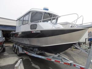 Used Hewescraft 260 Ocean Explorer Cuddy Cabin Boat For Sale