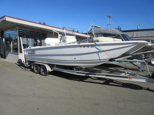 Used Proline 2150 BayKat Center Console Fishing Boat For Sale