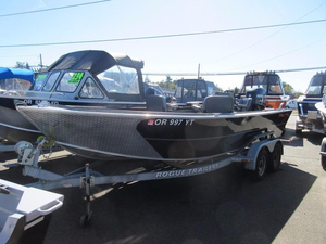 Used Alumaweld Super Vee 20 Ft Aluminum Fishing Boat For Sale