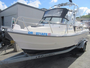 Used Arima 19 Sea Ranger Cuddy Cabin Boat For Sale