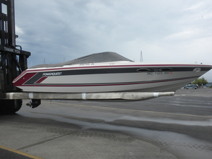 Used Powerquest 222XL Cuddy Cabin Boat For Sale