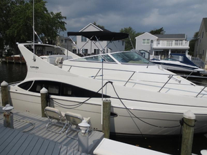 Used Carver 36 Mariner Cruiser Boat For Sale