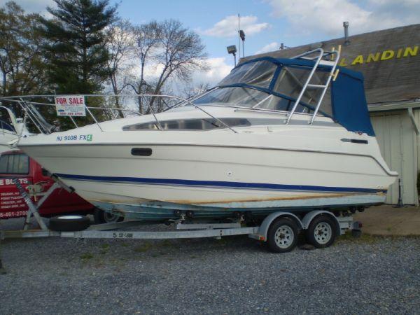 Used Bayliner 2355 Ciera Sunbridge Cruiser Boat For Sale