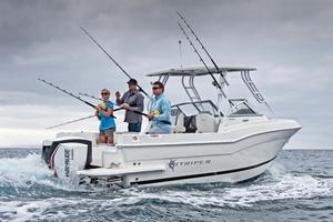 New Striper 230 Dual Console Dual Console Boat For Sale