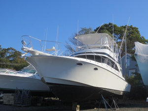 Used Trojan 460 Express Cruiser Boat For Sale