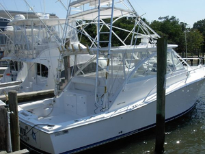 Used Luhrs 41 Open Saltwater Fishing Boat For Sale