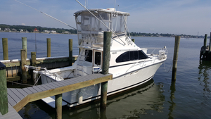 Used Luhrs 35 Convertible Fishing Boat For Sale