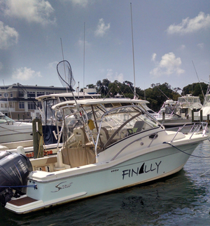 Used Scout Boats 262 Abaco Saltwater Fishing Boat For Sale