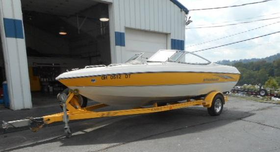 Used Stingray 190LS Bowrider Boat For Sale