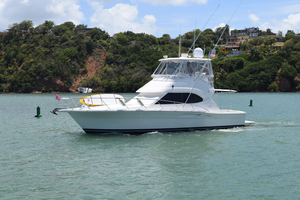 Used Riviera 40 Flybridge Boat For Sale