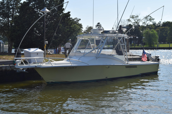 Used Rampone 25 Custom Sportfish Tender Boat For Sale