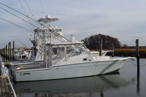Used Strike 37 Walkaround Sports Fishing Boat For Sale