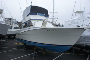 Used Viking Yachts 1987 Convertible 35' Convertible Fishing Boat For Sale
