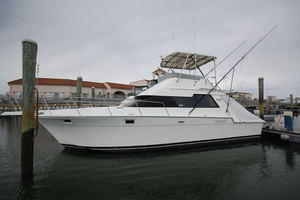 Used Luhrs Tournament 400Tournament 400 Flybridge Boat For Sale