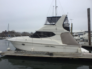 Used Silverton 34 Convertible - RARE DIESELS! Motor Yacht For Sale