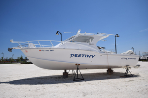 Used Ocean Master 31 Pilothouse Saltwater Fishing Boat For Sale