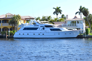 Used Broward 85 Raised Pilothouse Motor Yacht For Sale