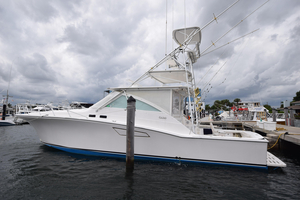 Used Cabo Yachts 45 Express Saltwater Fishing Boat For Sale