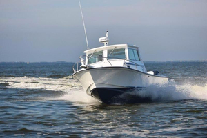 New Steiger Craft 28 DV Miami Pilothouse Boat For Sale