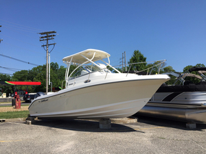New Century 2600 Walkaround Saltwater Fishing Boat For Sale