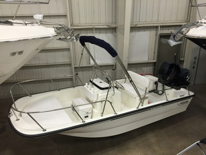 New Boston Whaler 150 Montauk Ski and Wakeboard Boat For Sale