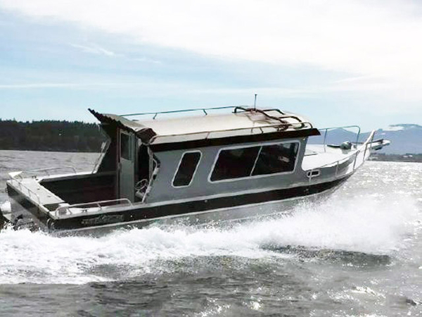 Used Thunder Jet House Boat For Sale