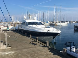 Used Fairline Targa 62 GT Motor Yacht For Sale