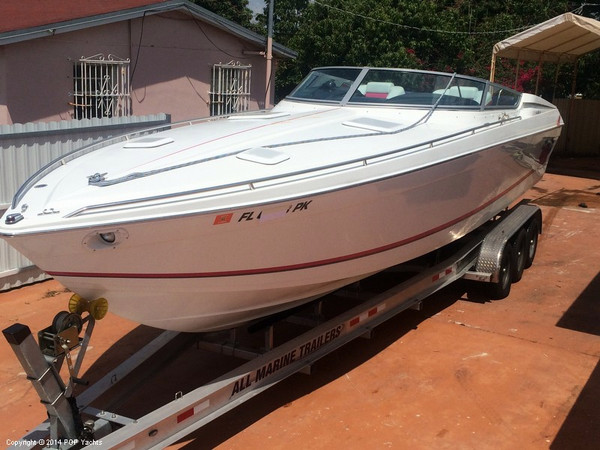 Used Formula 336 High Performance Boat For Sale