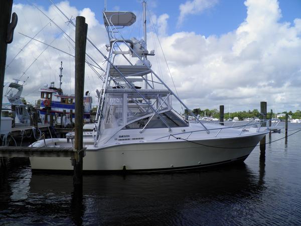 Used Blackfin Sportfish Sports Fishing Boat For Sale