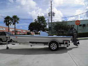 Used Chittum Sports Fishing Boat For Sale