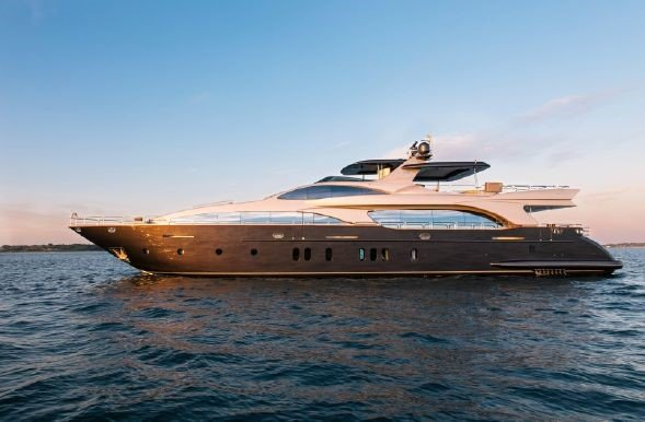 Used Azimut Grande 116 Motor Yacht For Sale