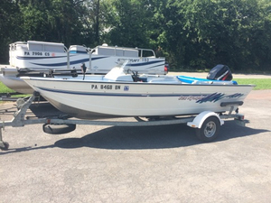 Used Sea Nymph SC170 Sports Fishing Boat For Sale