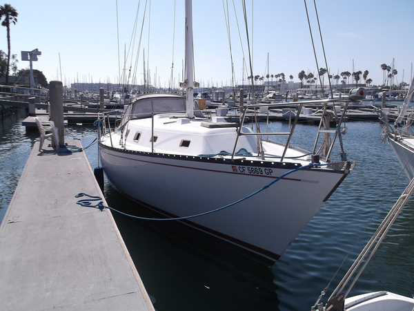 Used Hunter 37 Sloop Sailboat For Sale