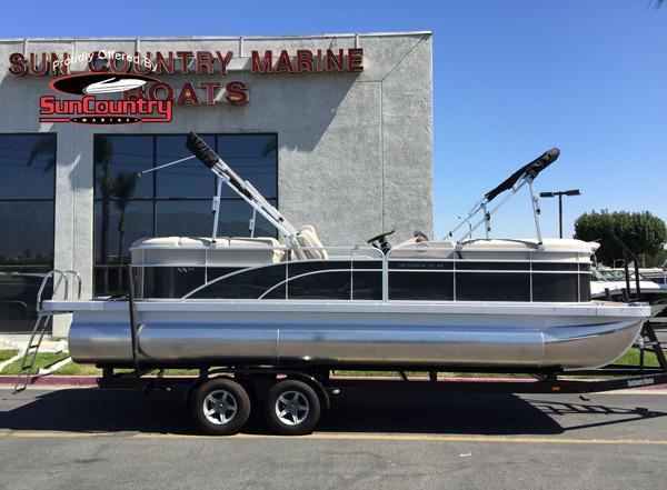 New Bennington 24 SSRX30 Pontoon Boat For Sale