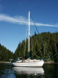 Used Union Cruising Cutter Sailboat For Sale