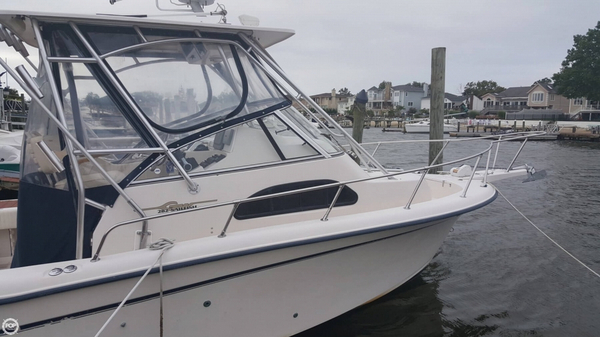 Used Grady-White 282 Sailfish Walkaround Fishing Boat For Sale