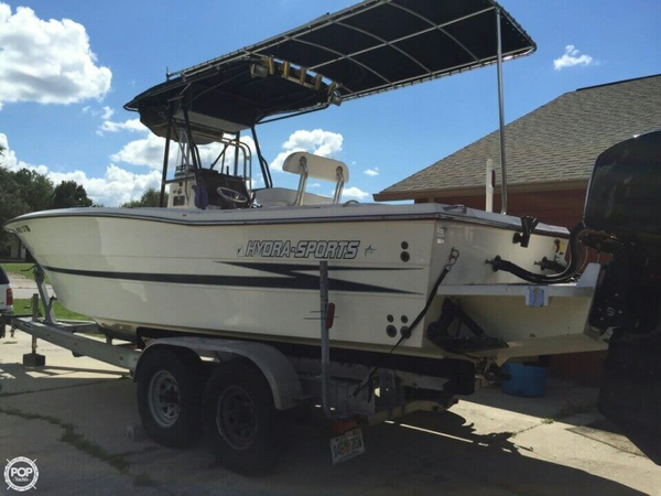 Used Hydra-Sports Vector 2500 Center Console Fishing Boat For Sale