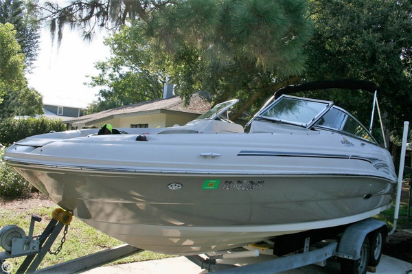 Used Sea Ray SunDeck 200 Bowrider Boat For Sale