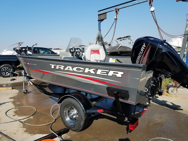 Used Tracker Pro Guide V-16 SC Unspecified Boat For Sale