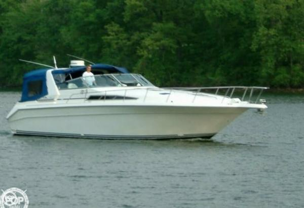 Used Sea Ray 440 EC Express Cruiser Boat For Sale