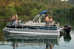 New Lowe SF234 Sport Fish Pontoon Boat For Sale